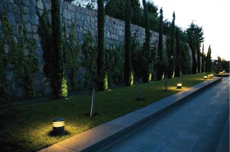 Iluminat de gradina