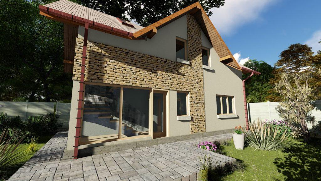 casa proiect arhitect romania
