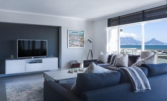 Amenajarea interioara a livingroom-ului