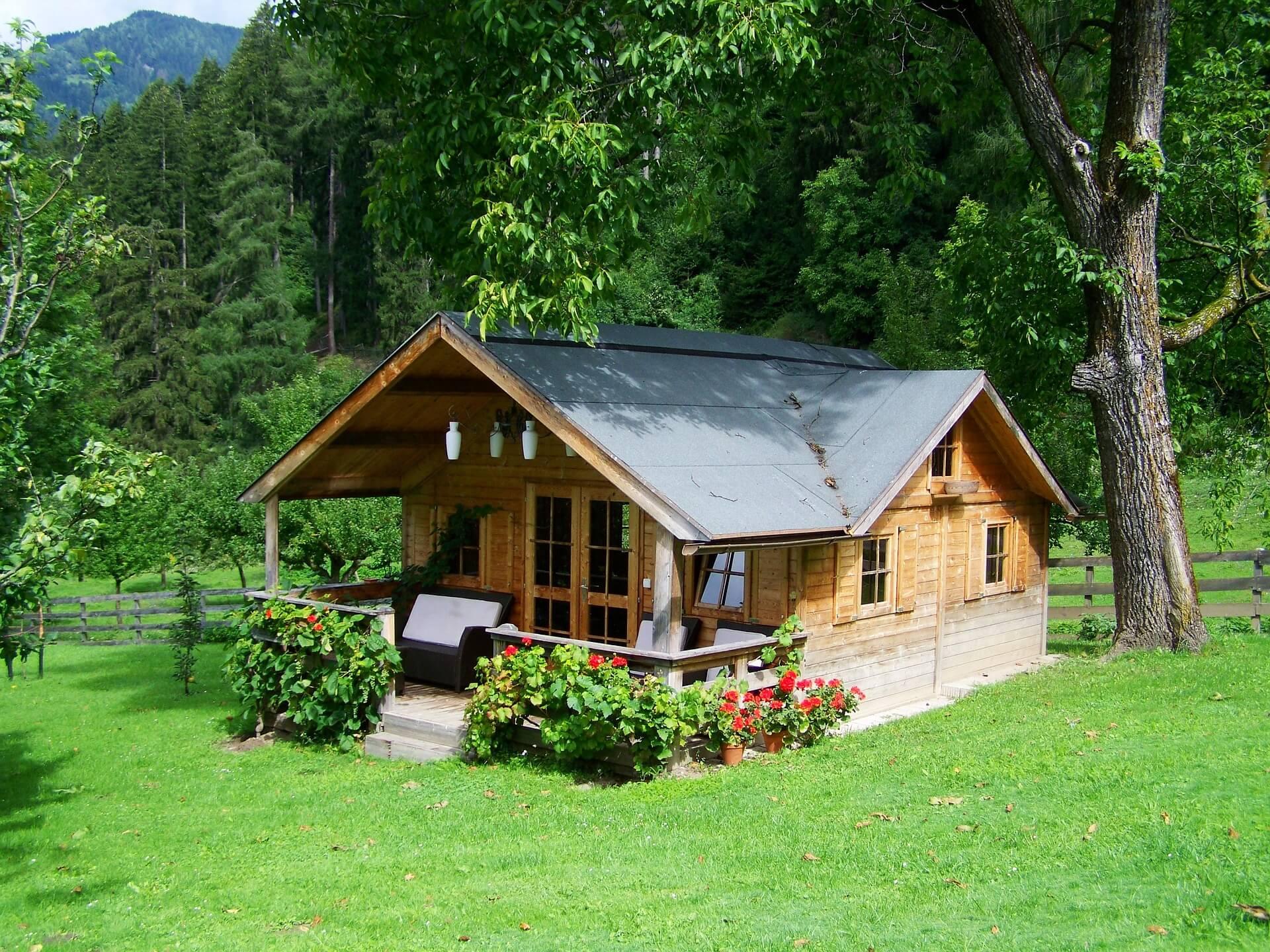 case din lemn versus case pe structura metalica
